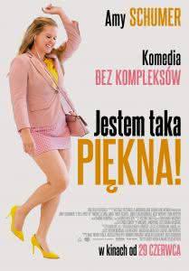 "Poster z filmu ""Jestem taka piekna!"""