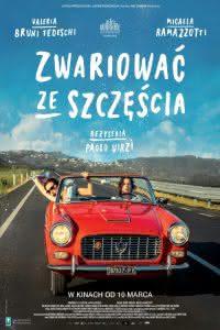 """Poster z filmu """"Zwariować ze szczęścia"""""""