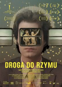 """Plakat filmu """"Droga do Rzymu"""""""