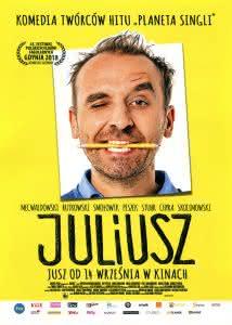 """Plakat filmu """"Juliusz"""""""