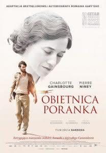 """Poster z filmu """"Obietnica poranka"""""""