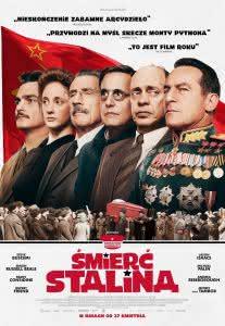 """Poster z filmu """"Śmierć Stalina"""""""