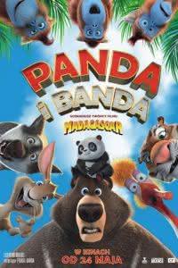 """Poster z filmu """"Panda i Banda"""""""