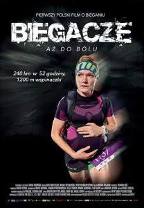 """Poster z filmu """"Biegacze"""""""