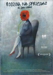 """Poster z filmu """"Rodzina na sprzedaż"""""""