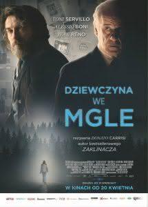 """Poster z filmu """"Dziewczyna we mgle"""""""