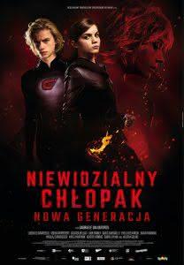 """Poster z filmu """"Niewidzialny chłopak - Nowa Generacja"""""""