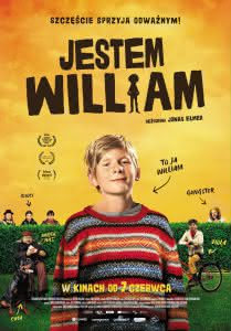 "Poster z filmu ""Jestem William"""