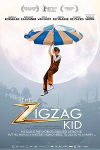 "Poster z filmu ""Nono, the Zigzag Kid"""
