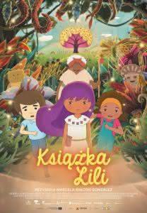 "Poster z filmu ""Książka Lili"""