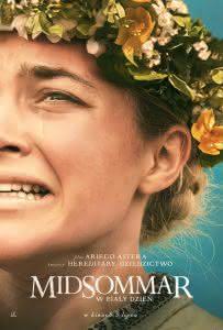 """Poster z filmu """"Midsommar. W biały dzień"""""""