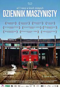 """Poster z filmu """"Dziennik maszynisty"""""""