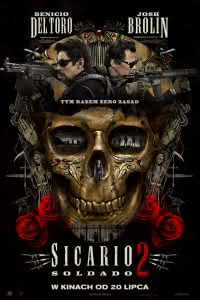 "Poster z filmu ""Sicario 2: Soldado"""