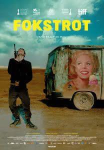 "Poster z filmu ""Fokstrot"""