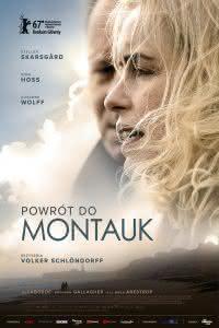 "Poster z filmu ""Powrót do Montauk"""
