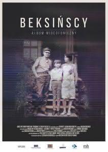 """Poster z filmu """"Beksińscy. Album wideofoniczny"""""""