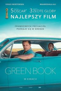 "Poster z filmu ""Green Book"""