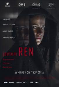 "Plakat filmu ""Jestem REN"""