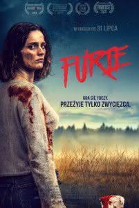 "Plakat filmu ""Furie"""