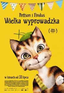 "Plakat filmu ""Pettson i Findus"""