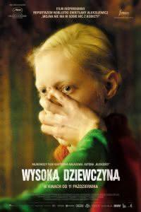"""Poster z filmu """"Wysoka dziewczyna"""""""