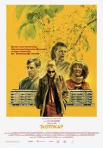 """Plakat filmu """"Złotokap"""""""