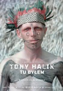 "Plakat filmu ""Tony Halik"""