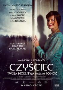 """Plakat filmu """"Czyściec"""""""