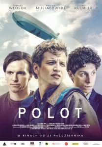 "Plakat filmu ""Polot"""