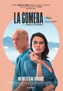 """Plakat filmu """"La Gomera"""""""