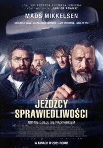 """Plakat filmu """"Jeżdźcy sprawiedliwości"""""""