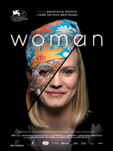 """Plakat filmu """"Woman"""""""
