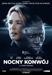 """Plakat filmu """"Nocny konwój"""""""