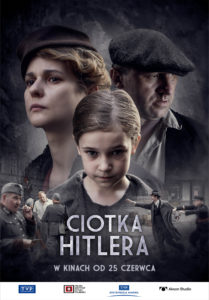 "Plakat filmu ""Ciotka Hitlera"""