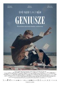 """Plakat filmu """"Geniusze"""""""