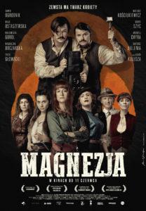 "Plakat filmu ""Magnezja"""