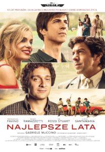 "Plakat filmu ""Najlepsze lata"""