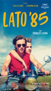 "Plakat filmu ""Lato '85"""