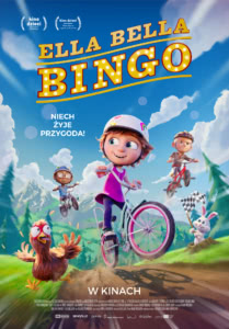 """Plakat filmu """"Ella Bella Bingo"""""""