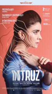 """Plakat filmu """"Intruz"""""""