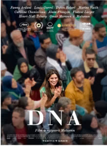 "Plakat filmu ""DNA"""