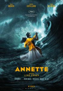 """Plakat filmu """"Annette"""""""