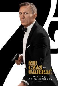 """Plakat filmu """"Nie czas umierać"""""""