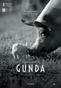 "Plakat filmu ""Gunda"""
