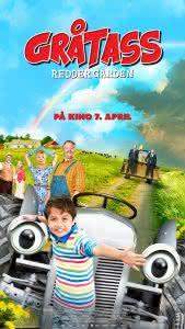 "Poster z filmu ""Traktorek Florek ratuje farmę"""