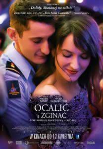 """Poster z filmu """"Ocalić i zginąć"""""""