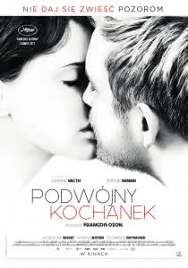 """Poster z filmu """"Podwójny kochanek"""""""