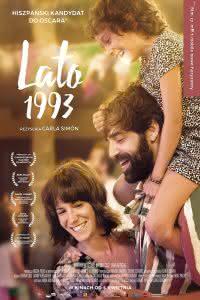"""Poster z filmu """"Lato 1993"""""""