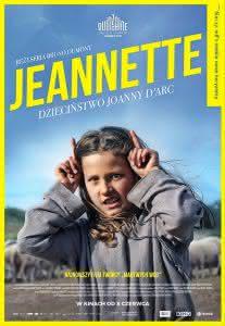 "Poster z filmu ""Jeannette  Dzieciństwo Joanny d'Arc"""
