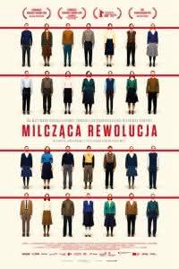 """Poster z filmu """"Milcząca rewolucja"""""""